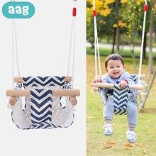 AAG Adjustable Baby Hammock Swing Rocking Chair Children Bouncer Rocker Baby Hammock Hanging Bed Crib Cradle Stand Newborn Swing