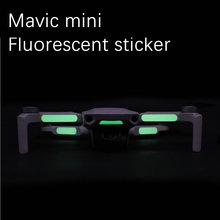 Флуоресцентные наклейки для Dji Mavic Mini, 2 шт.