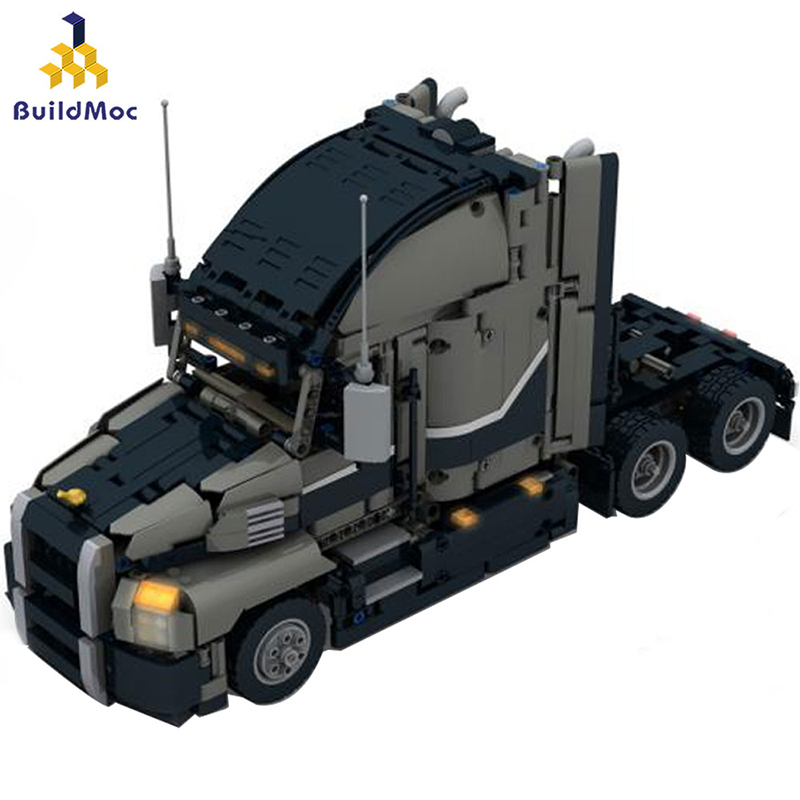 Custom Technic C 63 Racing Car 42056 42083 Building Blocks Bricks MOC 1989 Parts