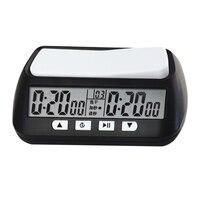 Reloj Digital profesional para ajedrez, cronómetro de juego de mesa con contador de cuenta, cronómetro
