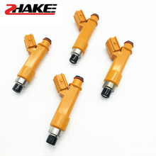 High Quality Fuel Injector 23250-0H050  For Camry Highlander RAV4 solara Scion tC 2.4L Engine 232500H050 23250-40020 Injector 10set fuel injector repair kits filter removal tool 23250 28080 23250 0h030 fit for toyota corolla camry 2 4l with free ship