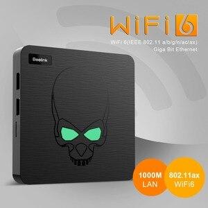 Image 2 - Beelink GT King WiFi 6 TV BOX Android 9.0 Amlogic S922X Quad core 4GB 64GB TVBOX BT4.1 1000M LAN Android TV  SET TOP BOX