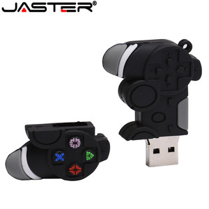 Image 3 - JASTER Usb Memory Stick 64gb Cartoon Game Controller USB Flash Drive 4GB pendrive pen drive 16GB 32GB Handle Model Free Ship