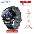 Смарт-часы Kospet с зондом 1 3 дюйма спортивные часы фитнес-трекер монитор здоровья Bluetooth умные часы Поддержка Android  IOS