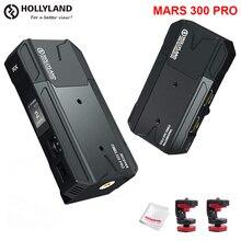 Hollyland מאדים 300 פרו 1080P שידור מערכת 5G וידאו אודיו שידור 300ft טווח שידור HDMI תואם עבור DSLR