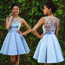 Новое поступление очаровательное атласное платье для встречи