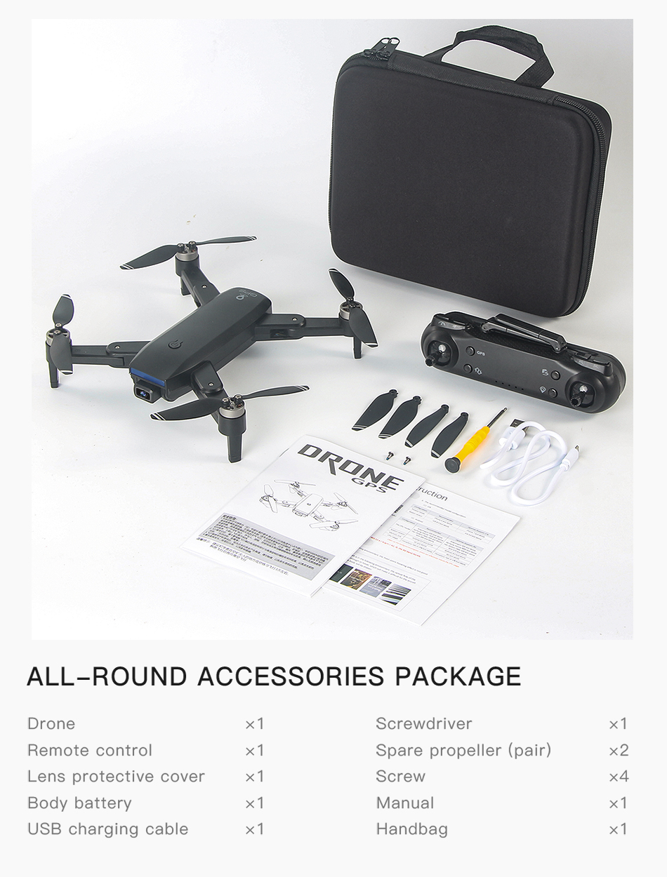 Hce86ff5321b440cfae9e728a1e20b461Z - ZLL SG700 MAX Drone GPS 5G WiFi Dual Camera Brushless Motor Flight RC Distance 800m SG700 Pro Foldable Professional Quadcopter
