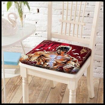 Anime/Fist of the North Star Kenshiro High elasticity memory cotton Seat Cushion/mat фото