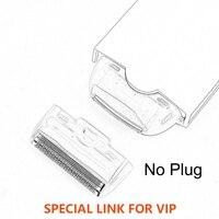2 в 1 Женская бритва для удаления волос безболезненный электрический эпилятор для удаления волос Мгновенный и безболезненный Бесплатный се...
