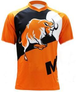 2020 MTB Enduro bike jerseys motocross bmx racing jersey downhill dh short sleeve cycling clothes seven mx summer mtb t-shirt(China)