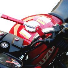 Motorbike Adjustable Grips Handle Bar Steering Wheel Strengthen Aluminum Alloy Brace Universal 22mm Motorcycle Handlebar motorcycle diy aluminum alloy handle cross bar blue 2 pcs