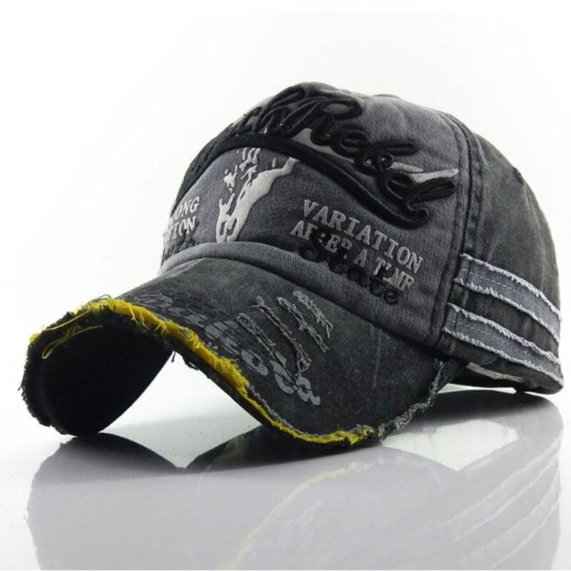 New Men Women Letter Hats Washed Cotton Baseball Cap Snapback Hat Summer Hip Hop Fitted Caps bone gorras para hombre Men