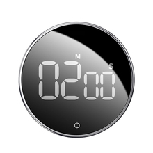 Timer Magnetic Stopwatch Cooking-Shower Study Alarm-Clock Led-Counter Kitchen for Multifunctional