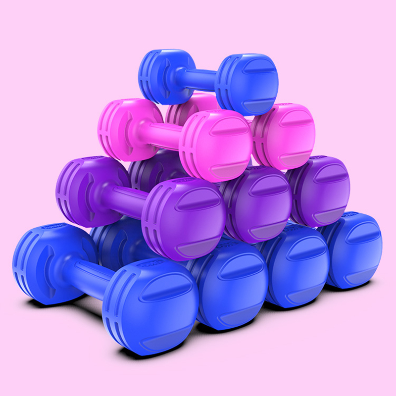Gym Dumbbell Fitness Equipment Lady Dumbbell Weight Dumbbells Body Exercise Dumbbell Workout Equipments image