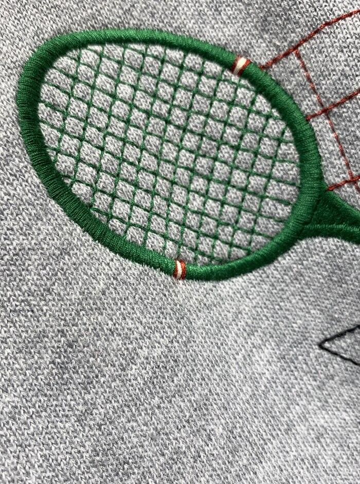 Ракетка для игры в бадминтон Повседневная Свободная кофточка Топ Для мужчин wo Для мужчин обуви наивысшего качества одежда для пребывания на открытом воздухе - Цвет: Серый