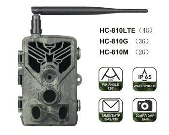 SUNTEKCAM Hunting Camera Trail Camera SMS/MMS/SMTP 2G 20MP 1080P HC810M Photo Traps 0.3s Trigger Time Trap Wildlife 2