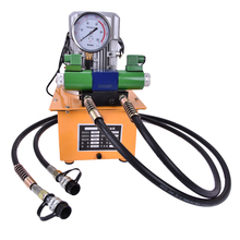 1pc high pressure Double Action Electric Hydraulic Pump ZCB-700AB-2 with electron