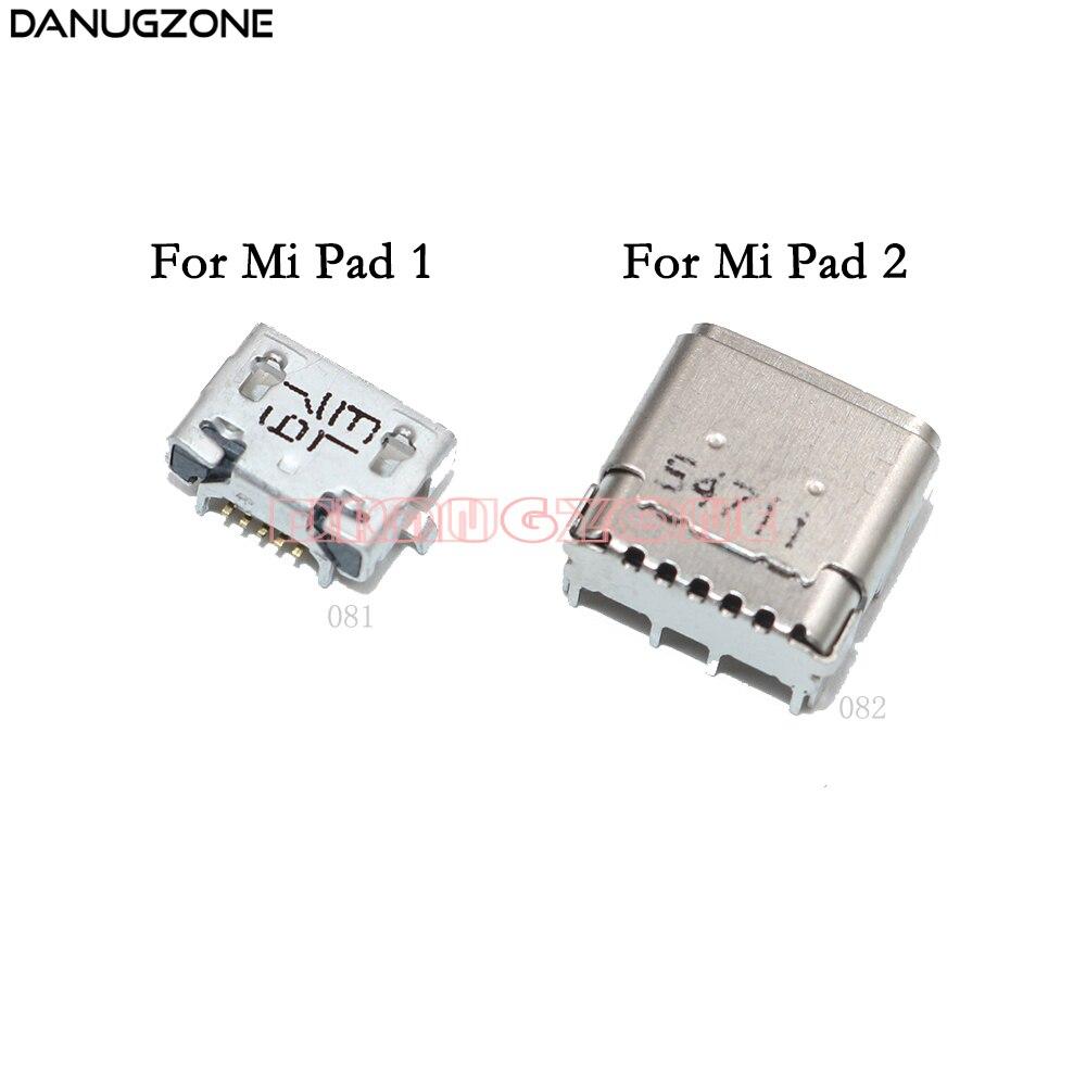 2PCS/Lot For Xiaomi Mi Pad1 Pad2 PAD 1 MiPad TABLET 1 2 USB Charging Dock Connector Charge Jack Plug Port Socket