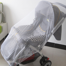 Stroller-Accessories Mosquito-Net Insect-Bug-Cover Mesh Pushchair Protection On-The-Stroller