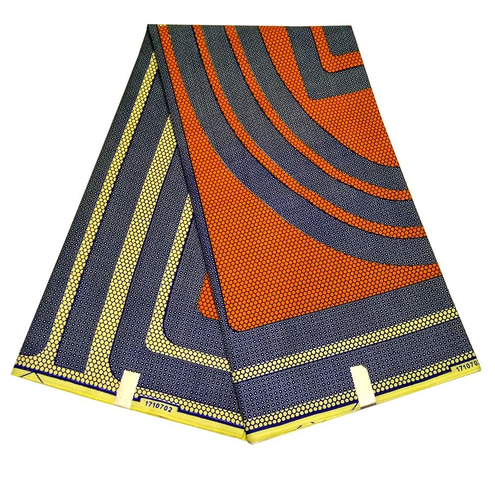 2019 New Arrival African Print Fabric Ankara African Dutch Wax Print Fabric Pagne