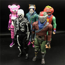 12 Inch DJ Yonder /SKULL TROOPER/Cuddle Team Leader Victory Series Posable Action Figure model toy