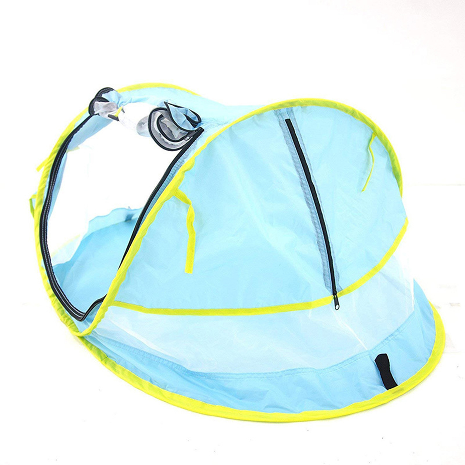 2020 Portable Pop Up Baby Beach Tent UPF 50+ Sun Shelter Infant Mosquito Net for Baby Travel Bed with 2 Pegs Lightweight