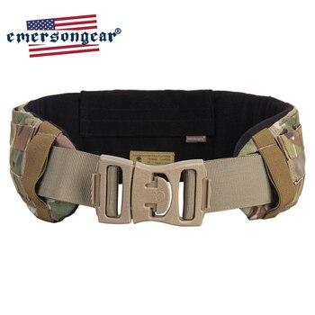 emersongear Tactical Belt CP Style AVS MOLLE Waist Belt Patrol Duty Equipment Belt Military Army Hunting Battle Wristband