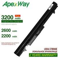 ApexWay 2200mAh 14.8V HP ProBook 430 G1 G2 RA04 H6L28ET HSTNN-IB4L H6L28AA