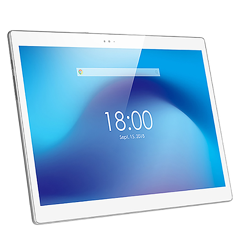 Alldocube X Tablet Pc 10.5 Inch 2560X1600 Android 8.1 Hexa Core 2.1Ghz 4Gb Ram 128Gb Emmc 8.0Mp Fingerprint -White