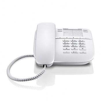 Telefono fijo gigaset da410 blanco 10