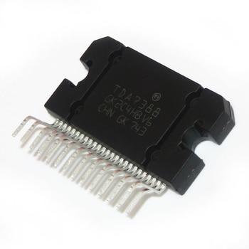 2pcs/lot TDA7388 ZIP25 TDA7388A ZIP 7388A ZIP-25 In Stock - discount item  8% OFF Active Components