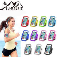 Mobile Bag Sports Running Jogging Gym Armband Strap Case Holder Bag for Mobile Phone Outdoor Bag