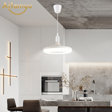 New Arrival 220V Ceiling Fan With Lighting Modern home decoration Easy installation Small Ceiling Fan Pendant Fan with lights