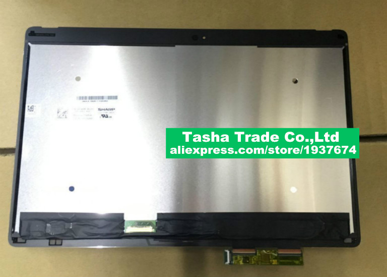 For Dell XPS 9250 Latitude 7275 LCD FHD UHD Touch Screen Assembly Matrix