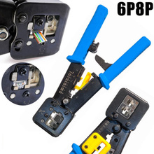 Mini Portable For Cat5e Cat6 Crimper Cables Connector Plugs Tools Crimping RJ45 High quality Hot selling
