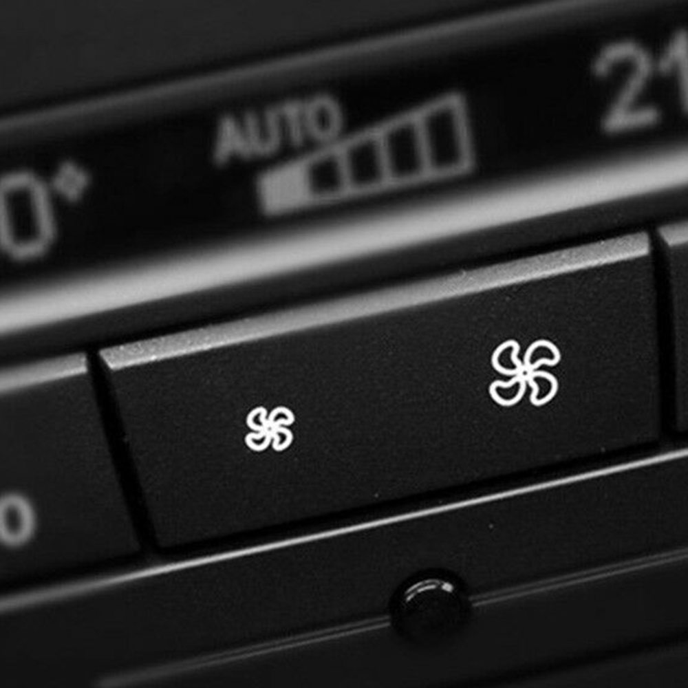 A/C Heater Control Panel Repair Fan Speed Button for BMW E90/E92 F25 X1 X3/E84 Air Conditioning Air Volume Button