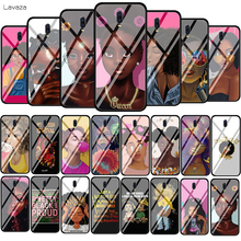 Lavaza African Beauty Tempered Glass Soft Case for OPPO A3s A5s A7 A37 A39 A57 A73 A77 A7x F5 F7 F9 F11 Cover lavaza african beauty girl tempered glass soft case for oppo a3s a5s a7 a37 a39 a57 a73 a77 a7x f5 f7 f9 f11 cover