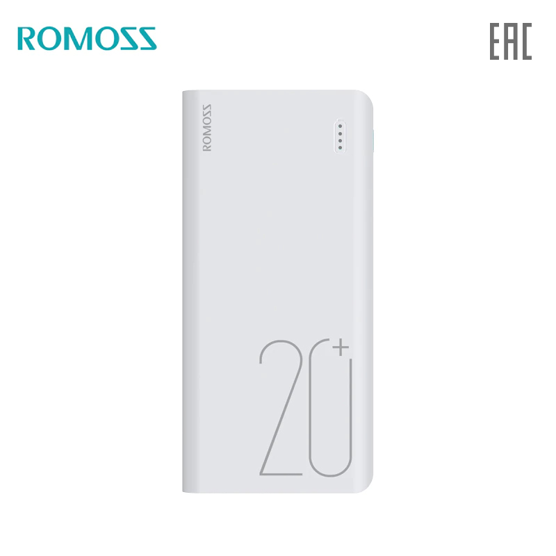 External battery Romoss Sense 6 + 20000 mah [Official 1 year warranty, fast shipping] fanuc spindle fan a90l 0001 0515 r fully compatible with the original one same size fast delivery 1 year warranty