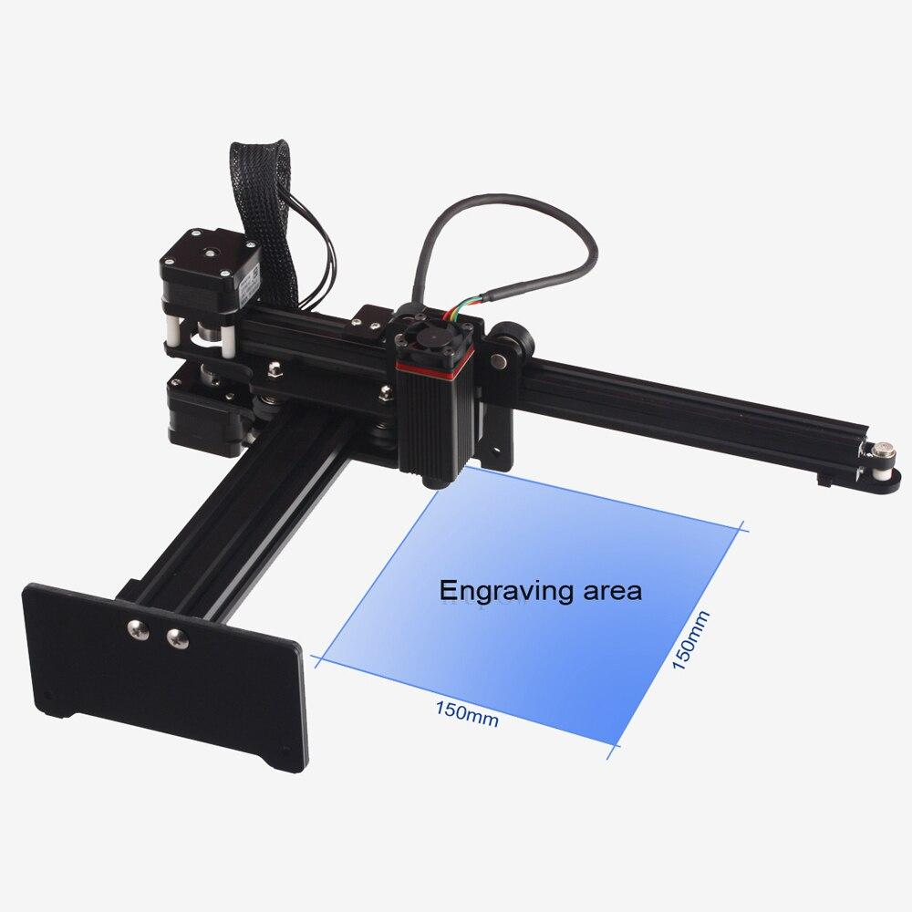 Máquina de grabado láser NEJE de 20000mw, 7W, 3W, Control inalámbrico por aplicación, enrutador de madera, cortador láser de cuero, impresora para tallado de madera, herramientas