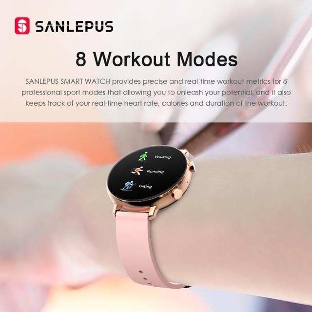 Smart Watch Bluetooth Calls Men Women Waterproof Smartwatch 6