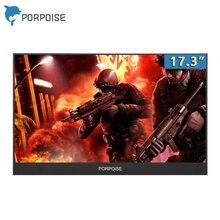 15,3-дюймовый сверхузкий HDR портативный монитор, экран 1920х1080 P IPS для PS3 PS4 XBOX, Автомобильный дисплей, ПК для Mac