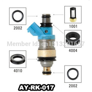 Image 3 - Kits de reparação injector combustível kits serviço para toyota lexus 4.3 3.0 3.5 v6 gs430 e300 sc430 ls430 com 100 pçs/saco frete grátis