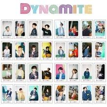 Kpop Bangtan Boy Photo Card Lomo Card Photo Photo Card Dynamite New Album Returns To The Surroundings