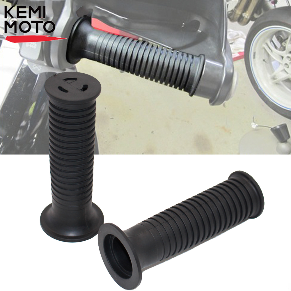 Handlebar Hand Grips 22mm 7/8'' For BMW After Market For BMW F650 GS R1100 R1150 GS R S F650 CS GS R1100RS Handgrip