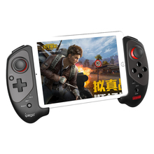 Pg-9083S Bluetooth Gamepad Wireless Game Controller For Android/Ios Mobile Phone Tablet Ipega Telescopic Handle ipega pg 9021 bluetooth wireless gamepad controller joystick for ios android