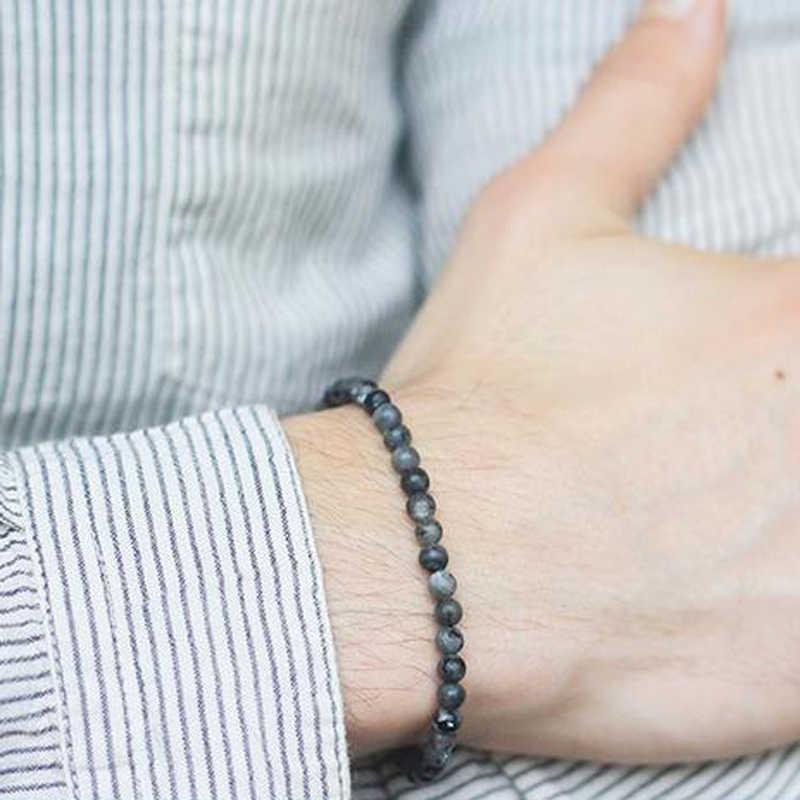 Мужской браслет/браслеты из бусин/лава/натуральный/homme/Мода/браслеты браслет мужской Деревянный аксессуар из бусин ювелирные изделия мужской индивидуальный подарок