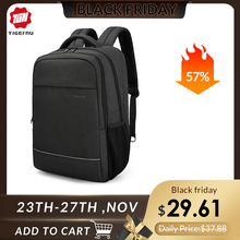 Tigernu iş erkek sırt çantası eğlence Anti hırsızlık 15.6 inç Laptop sırt çantası USB şarj çanta koleji okul çantası kadınlar için hediye