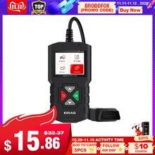 Ediag YA201 Code Reader OBDII/EOBD YA 201 USB Upgrade OBD2 Scanner YA101 Tools for auto PK KW680 CR319 AD310 for car tester