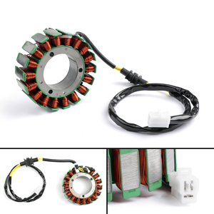 Image 1 - Artudatech Magneto Generator Engine Stator Coil For Honda VT1100 C C2 C3 D2 T 31120 MAH 005 31120 MG8 005 31120 MAA 005