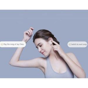 Image 2 - Originele Xiaomi Air Tws Headset Bluetooth Draadloze Stereo Oortelefoon Anc Schakelaar Enc Auto Pauze Tap Controle Airdots Pro Hot Seel